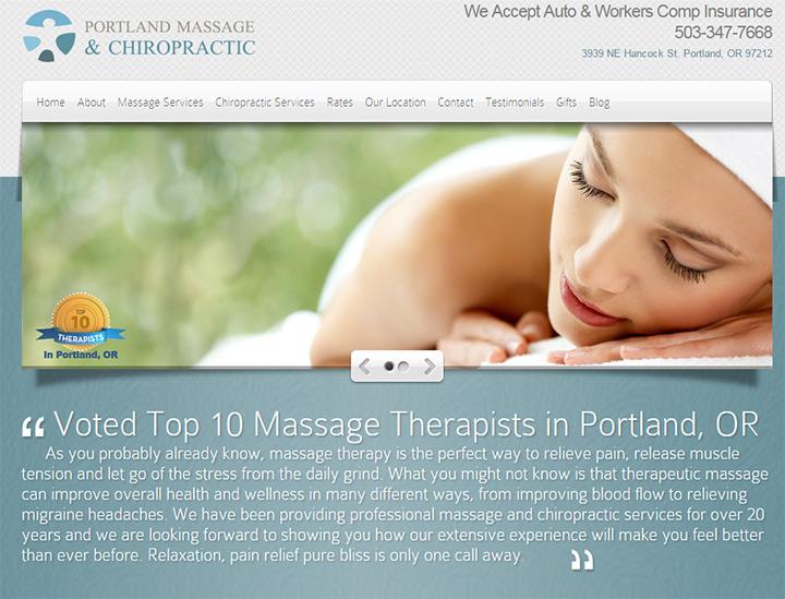 portland massage