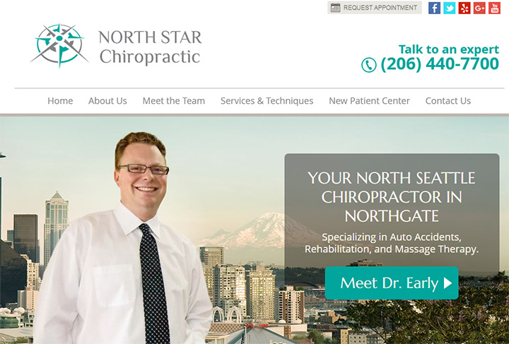 north star chiro