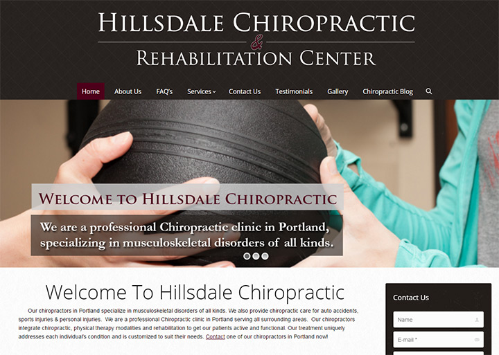 hillsdale chiropractic