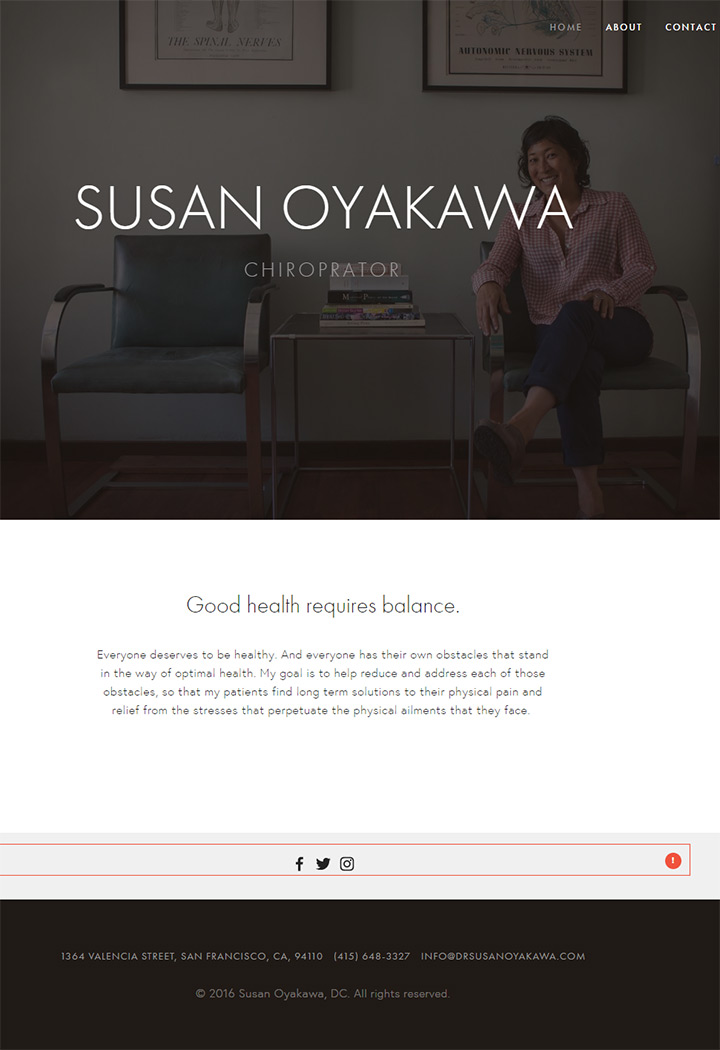 susan oyakawa