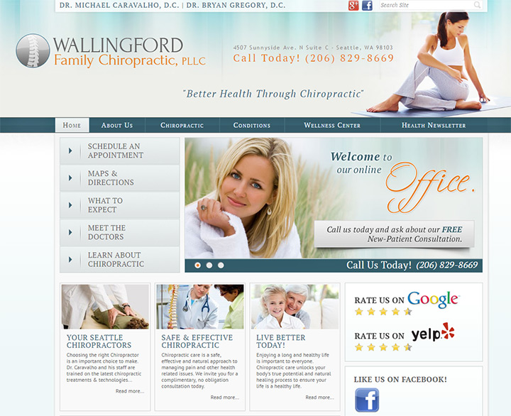 wallingford family chiro