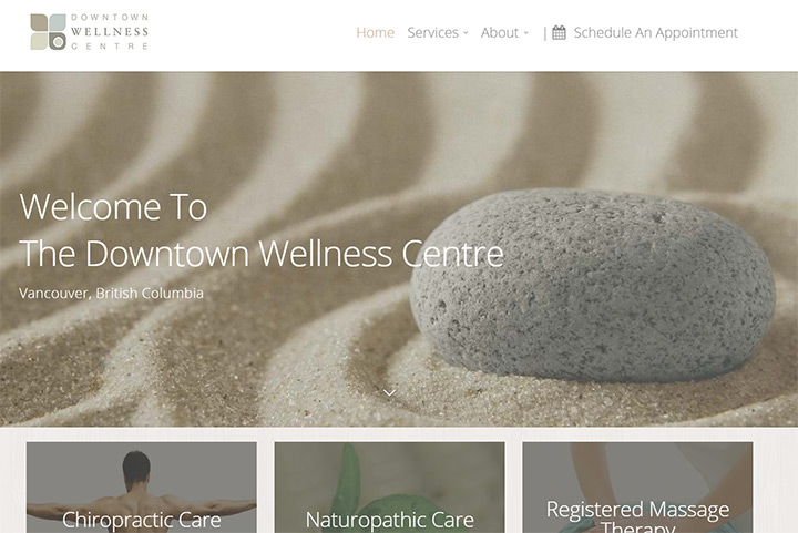 downtown wellness center