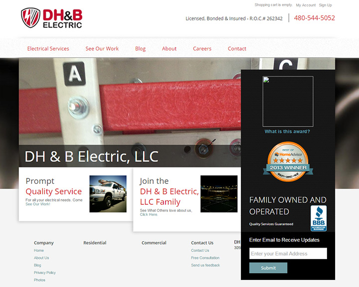 dhb electric
