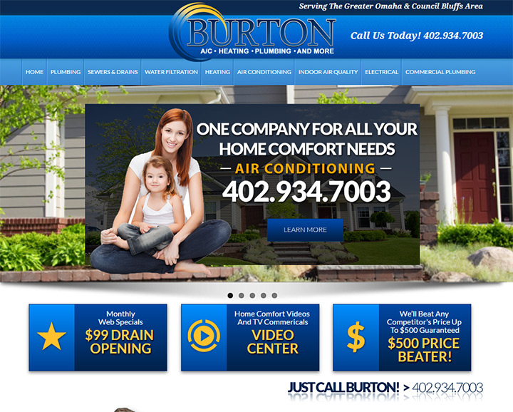 burton electric