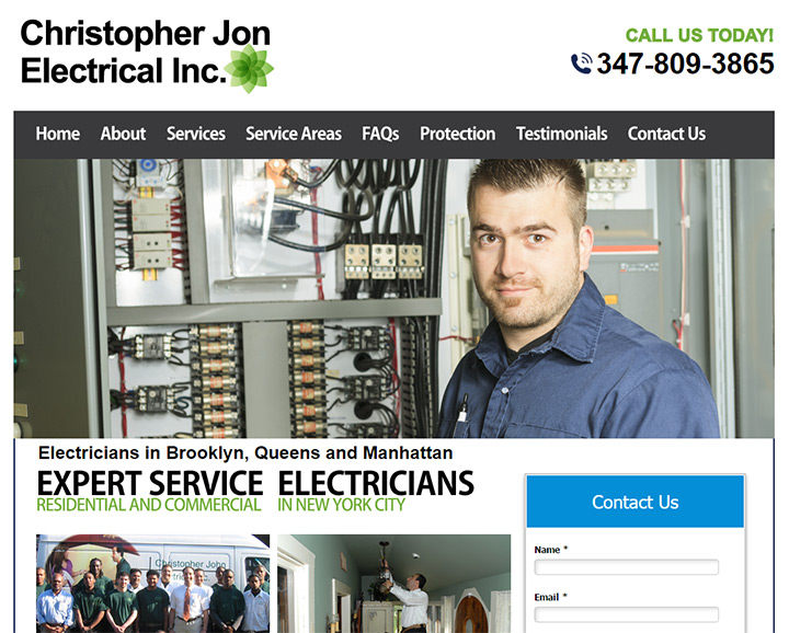 chris jon electrical