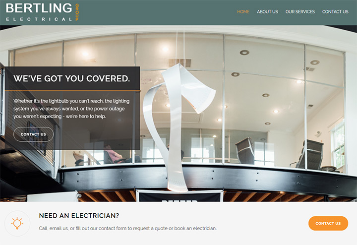 bertling electrical