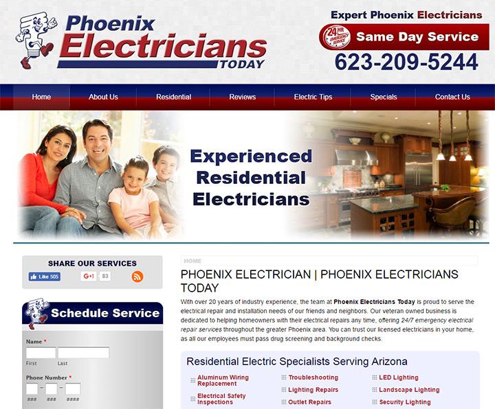 phoenix electrics