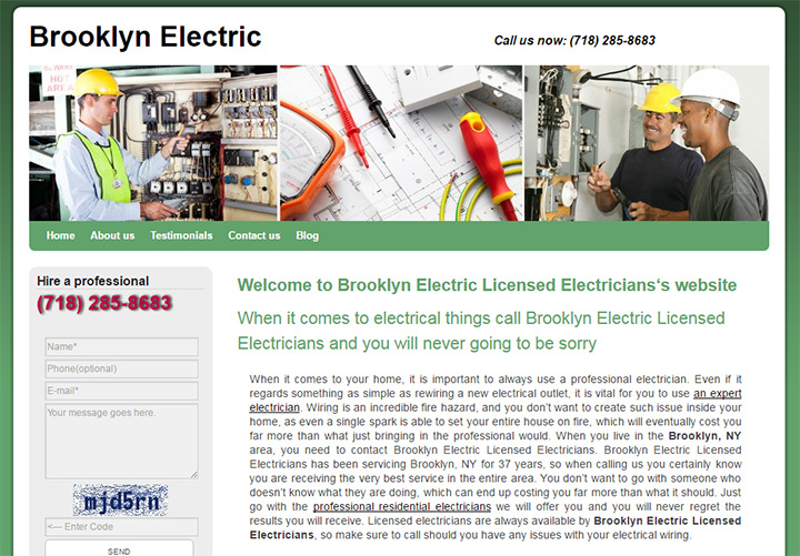 brooklyn electric