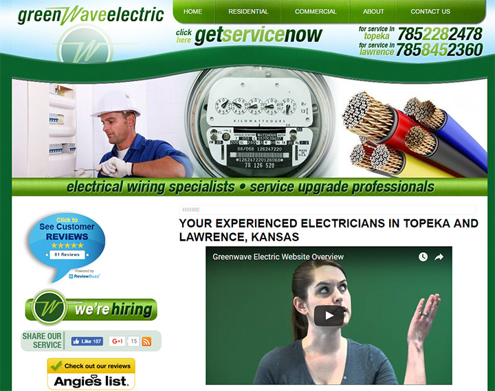 green wave electric