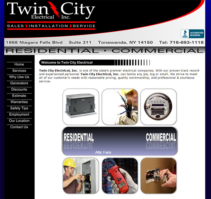 twin city electric