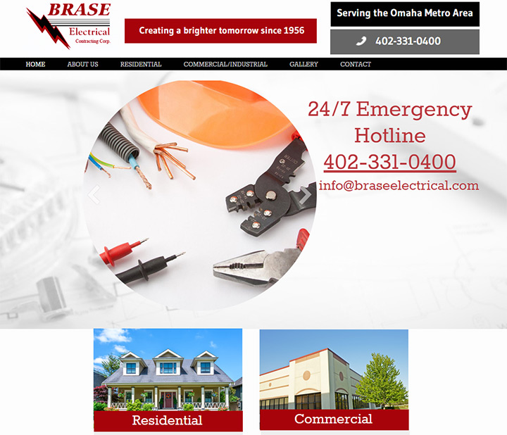 brase electrical