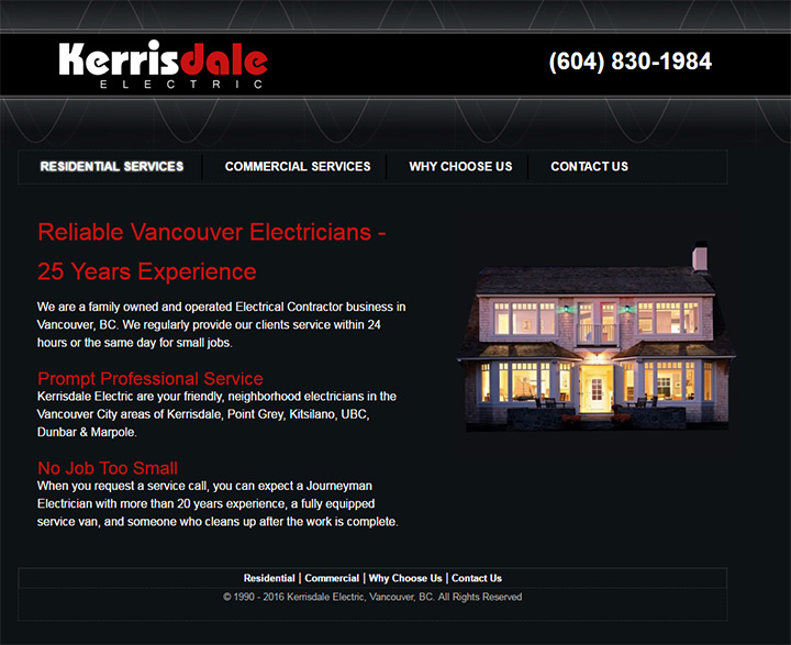 kerrisdale electric