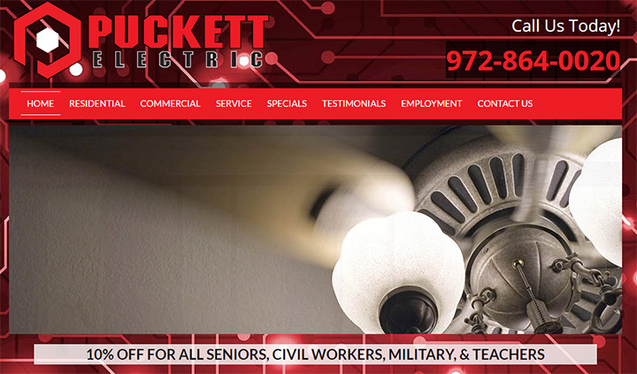 puckett electric