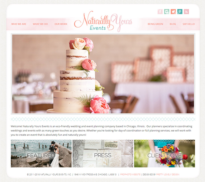 100 best wedding party event planning websites naturally yours junglespirit Image collections