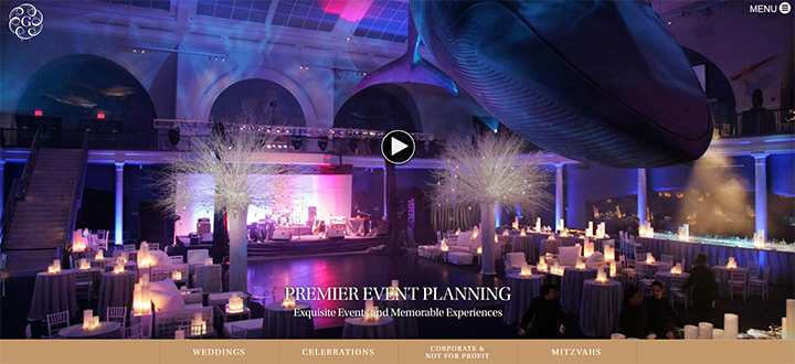 premier event planning