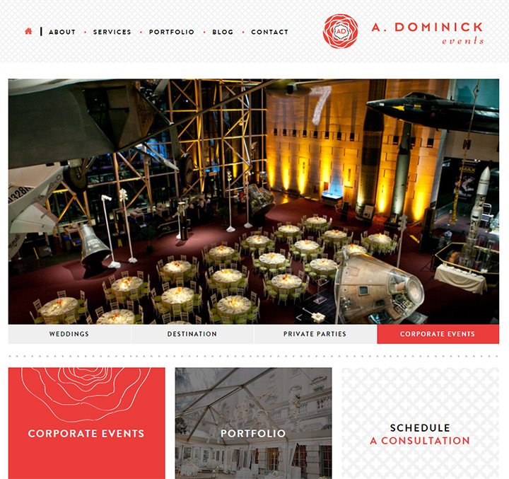 dominick events