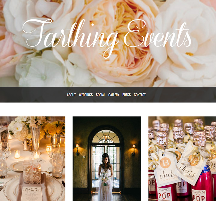 farthing events