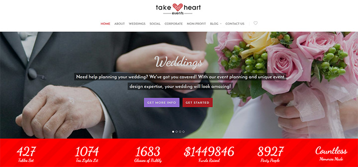 take heart events