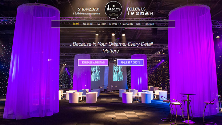 dream events nyc