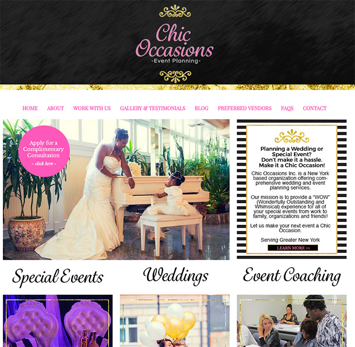 chic occasions