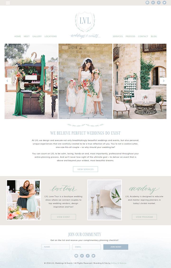 lvl wedding events