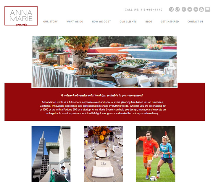 anna marie events