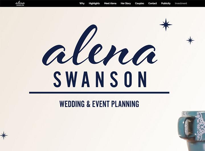 alena swanson events