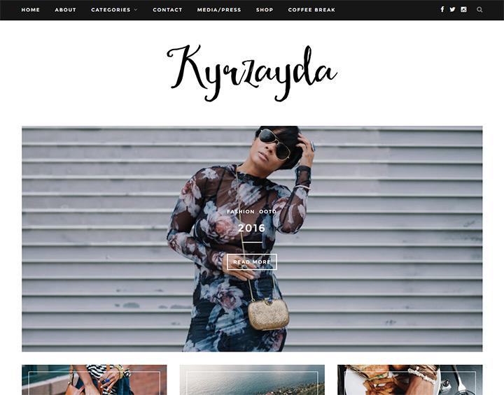 kyrzayda fashion blog