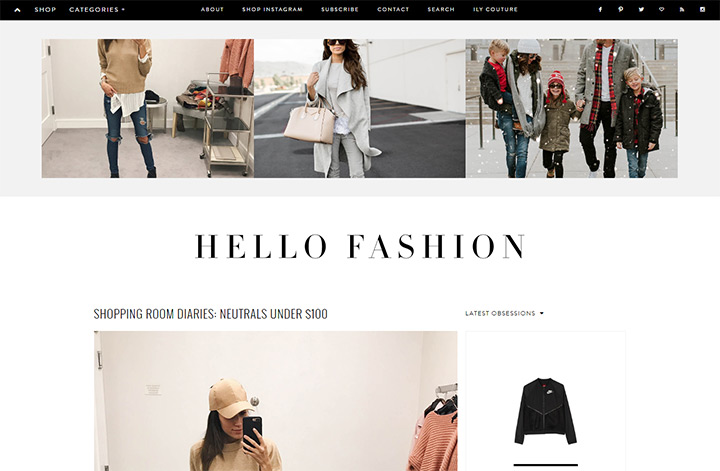 Nice Fashion And Design Blogs Part - 12: Hello Fashion