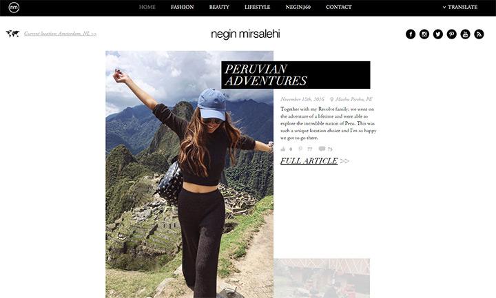 mirsalehi homepage
