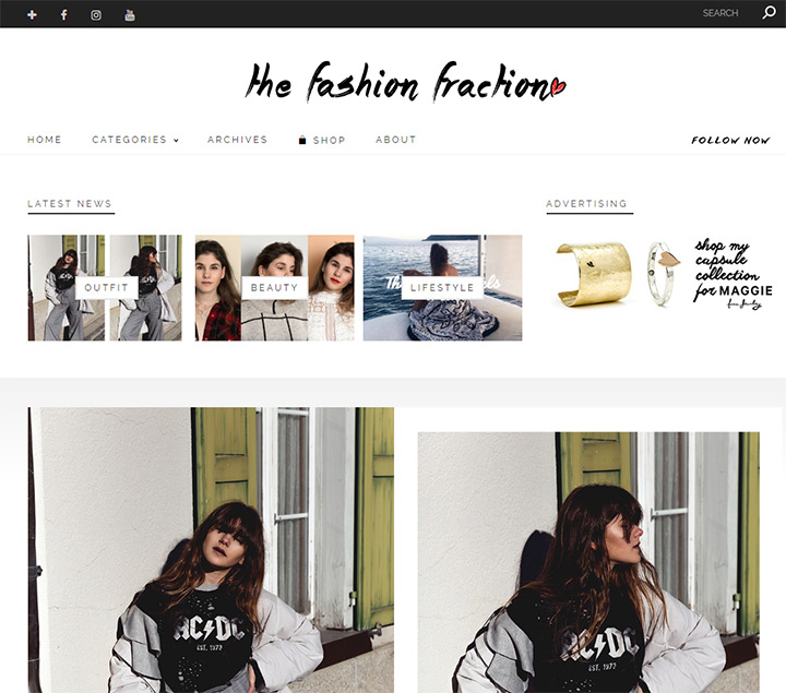 fashion fraction