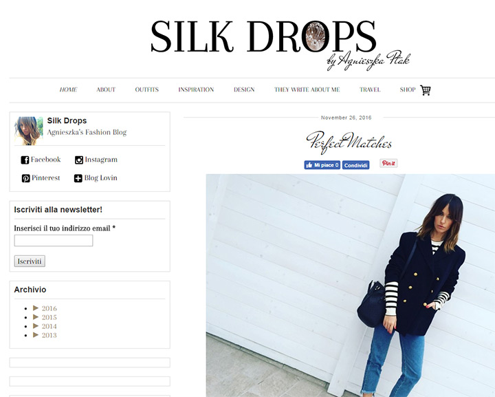 silk drops blog