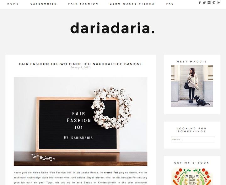 dariadaria blog