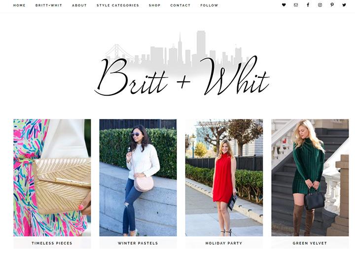 britt and whit