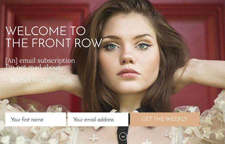 pr couture blog