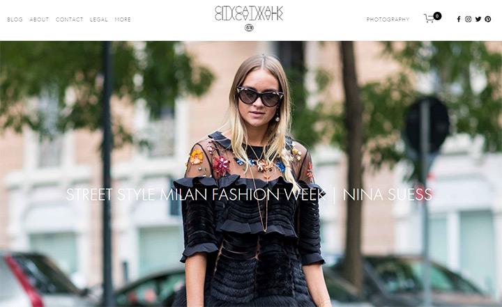 city catwalk blog