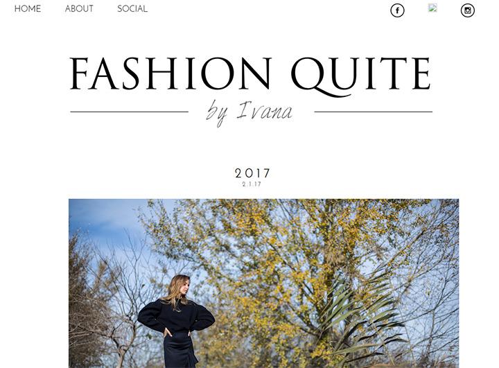 fashion quite blog