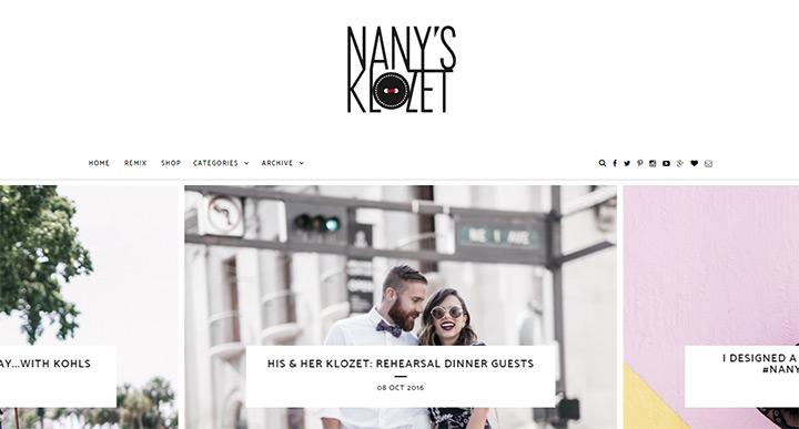 nanys klozet blog