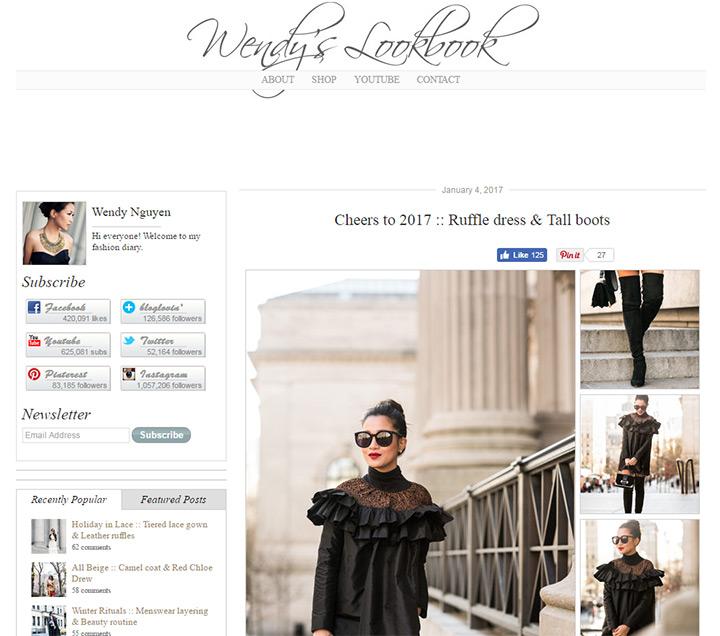 wendys lookbook blog