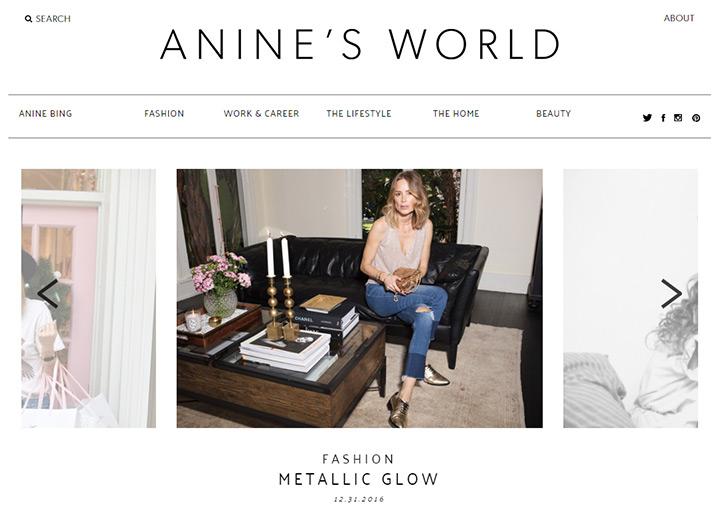 anines world blog