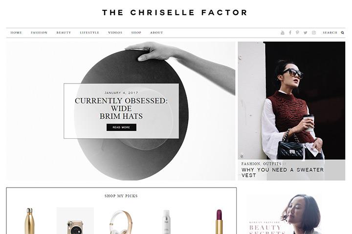 chriselle factor blog
