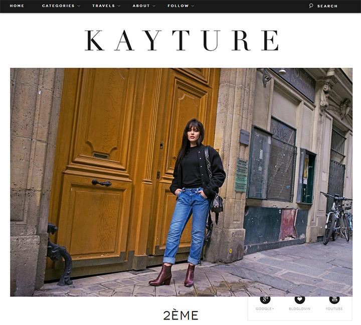 kayture blog