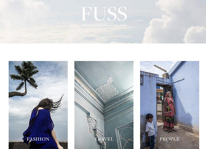 fuss blog