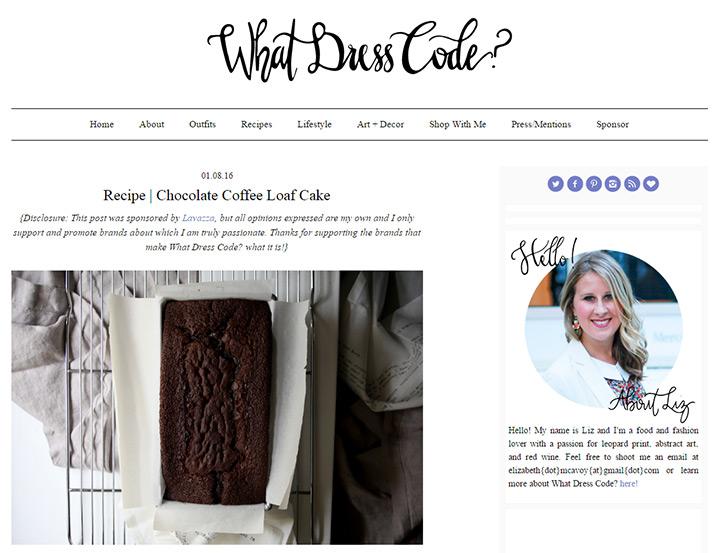 what dress code blog