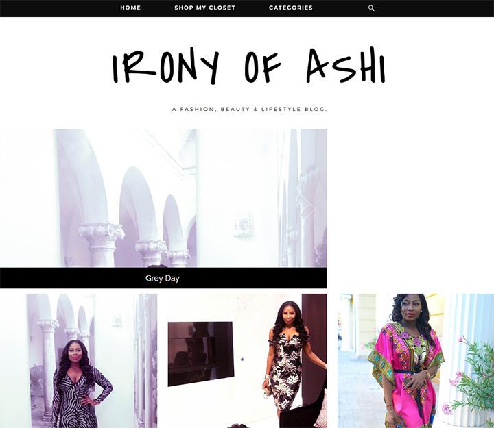irony of ashi