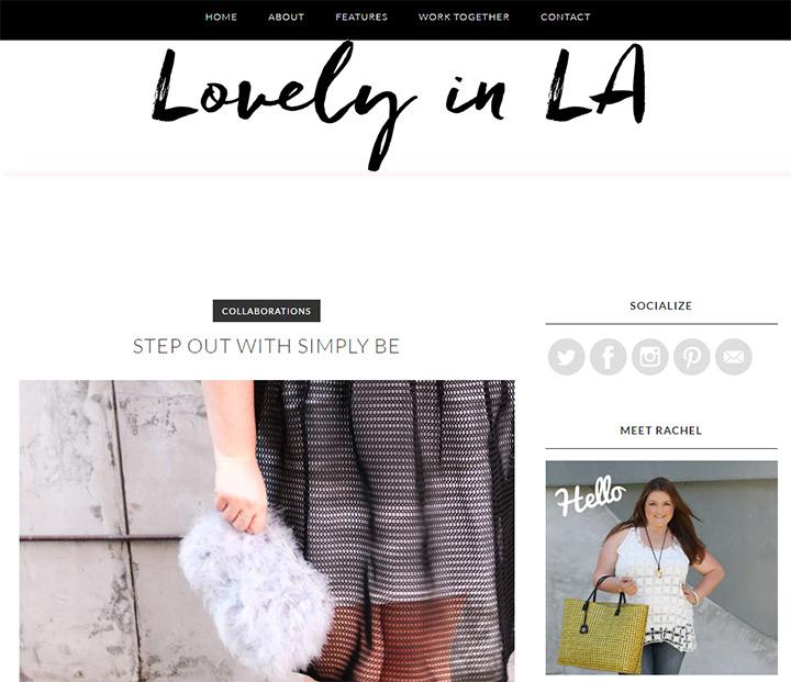 lovely in la blog