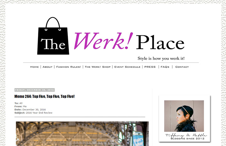 the werk place