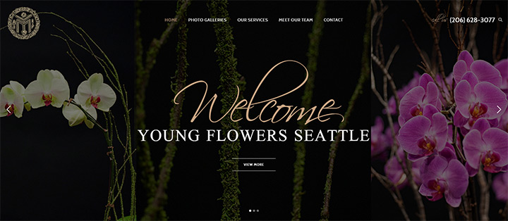 young flowers seattle