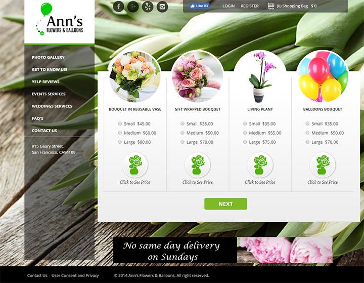 anns flowers