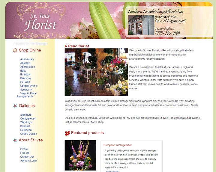 st ives florists